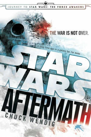Star Wars Aftermath book will rewrite Expanded Universe
