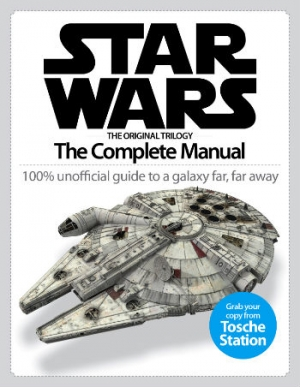 Star Wars: The Complete Manual digital edition on sale now!