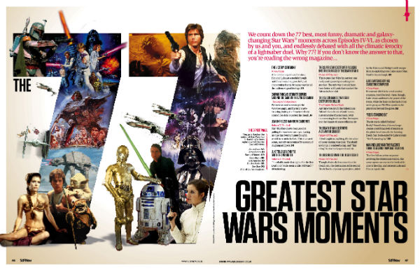 Star Wars spread 2