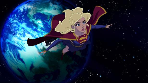 Supergirl Superman Unbound