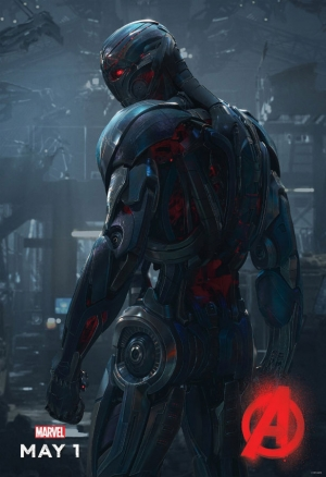 Avengers: Age Of Ultron new poster gives the big bad his due