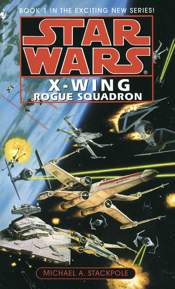 X Wing Rogue Squadron