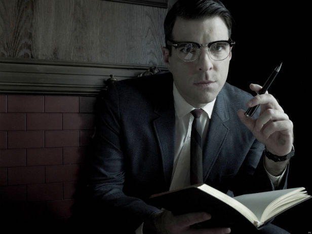 Zachary Quinto in American Horror Story: Asylum