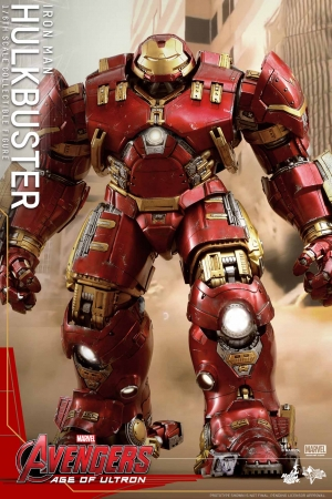 Avengers 2 figure gives a closer look at the Hulkbuster suit