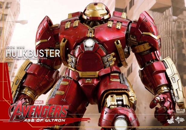 hulkbuster avengers age of ultron
