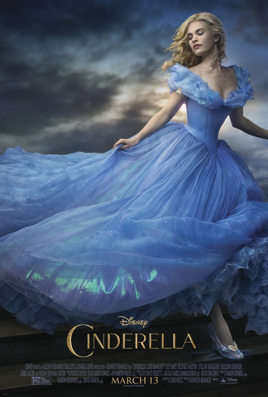 Cinderella film review: Can Disney recapture the magic?
