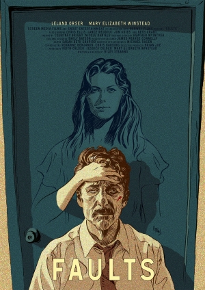 Faults fantastic art poster gets inside your head