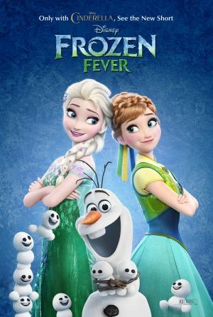 Frozen Fever short new poster: meet the snowgies