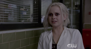 iZombie pilot new clips prove chivalry is also dead