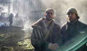 Knights Of The Round Table first look at Charlie Hunnam