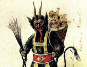 Krampus Christmas horror cast gets even better