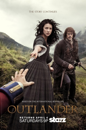 Outlander Season 1 part 2 new posters continue the story