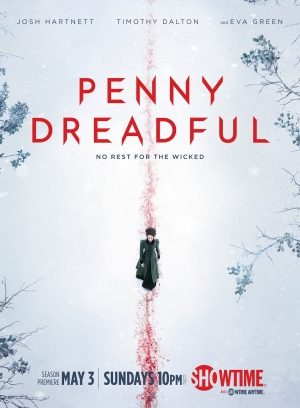 Penny Dreadful Season 2 releases more striking new posters