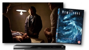 Win a Blu-ray player and The Remaining on DVD