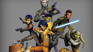 Star Wars Rebels Season 2 spoilers: Buffy star cast