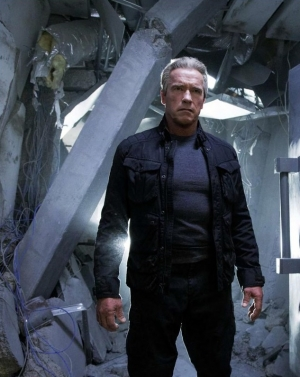 Terminator Genisys new images pack a punch