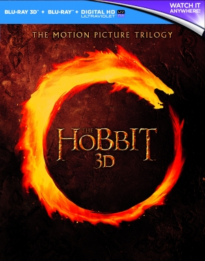 Win 'THE HOBBIT: THE MOTION PICTURE TRILOGY' BOX SET on Blu-ray 3D