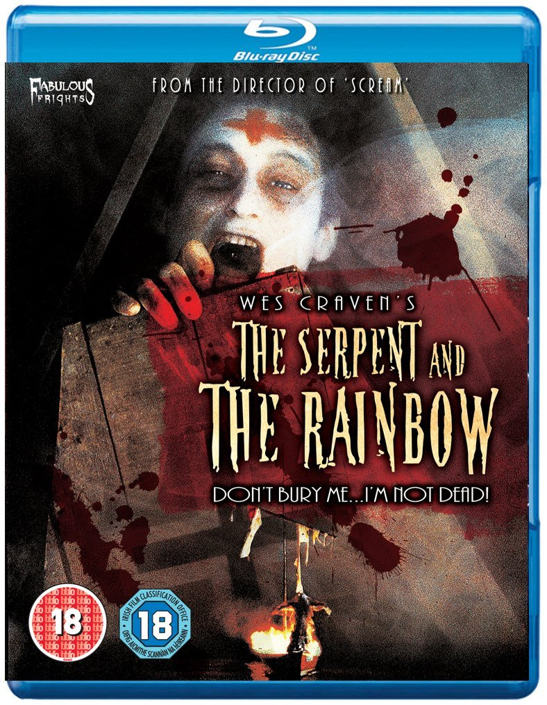 The Serpent And The Rainbow Blu-ray review: Voodoo child