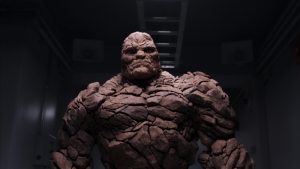 Fantastic Four new stills show the Thing's transformation