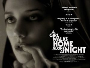 A Girl Walks Home Alone At Night new poster and trailer