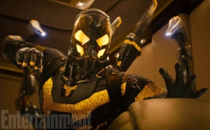 Ant-Man Yellowjacket first look at Corey Stoll's costume