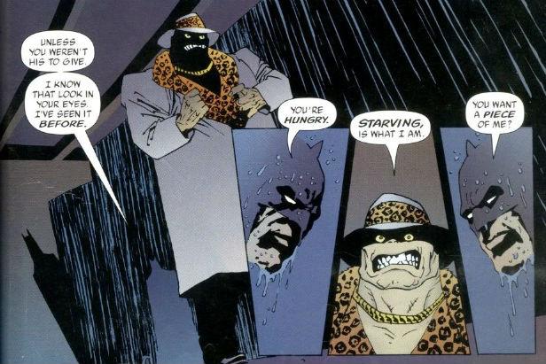 Batman Broken City Killer Croc