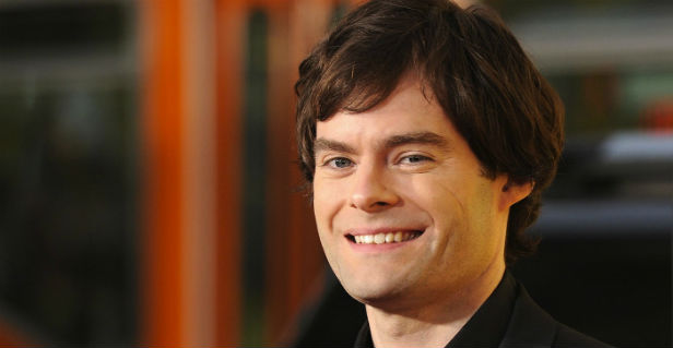Saturday Night Live alum Bill Hader