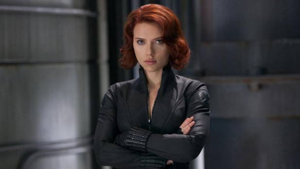 Scarlett Johansson is ready for a Black Widow movie too.