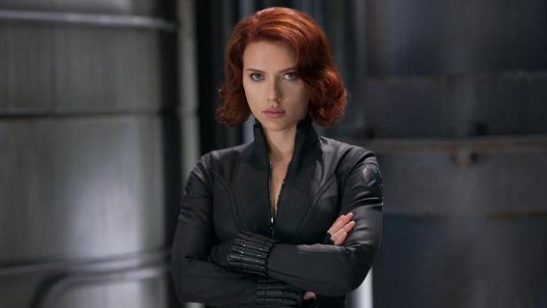 Scarlett Johansson is ready for a Black Widow movie too.