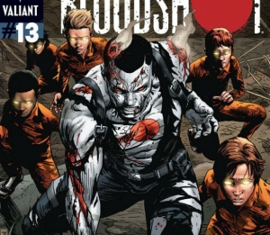 Bloodshot movie confirms John Wick directors