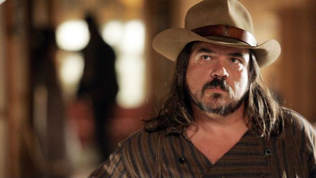 W Earl Brown as Dan Dority in Deadwood