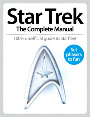 Download the Star Trek Complete Manual, on sale now!