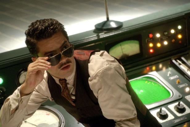 Dominic Cooper Howard Stark