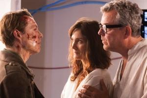 Frankenstein first look at Xavier Samuel's Creature