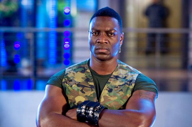 Adewale Akinnuoye-Agbaje in GI Joe: Rise Of Cobra