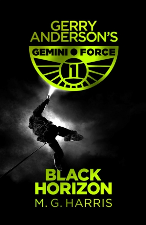 Gerry Anderson's Gemini Force 1: Black Horizon book review