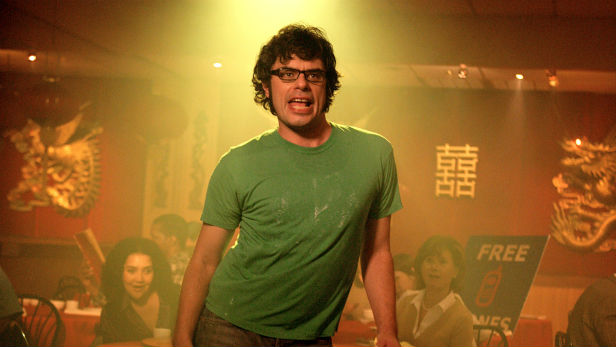 Jemaine Clement in Flight Of The Conchords