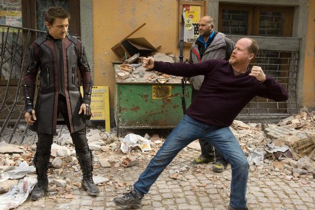 Joss Whedon Avengers 2