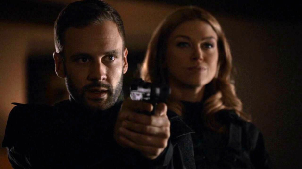 Lance Hunter and Bobbi Morse ain't got time for haterz