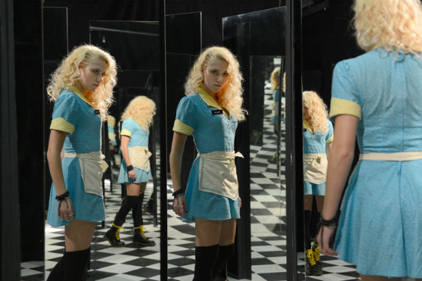 Maika Monroe in Adam Wingard's The Guest
