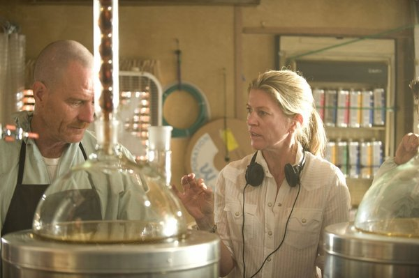 Michelle MacLaren has won acclaim for her fantastic TV work, including Breaking Bad