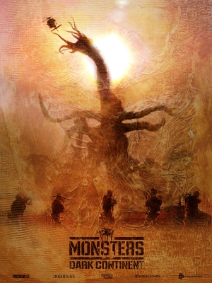 Win Monsters: Dark Continent Poster Posse posters!