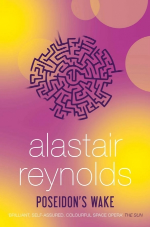 Poseidon's Wake by Alastair Reynolds book review