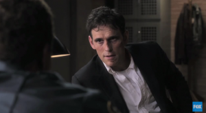 Wayward Pines new trailer Matt Dillon's mind is breaking