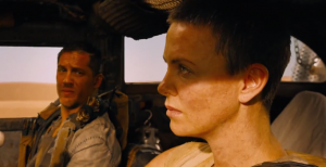 Mad Max: Fury Road new trailer more badass Charlize Theron