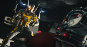Ant-Man new full-length trailer is actually pretty good