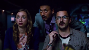 Jurassic World new clip tackles a dinosaur escape