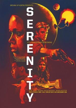 Serenity 10th anniversary Grimm Up North screening!