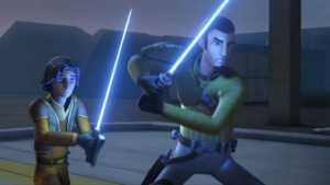 Star Wars Rebels Season 2 trailer: Vader fights Kanan