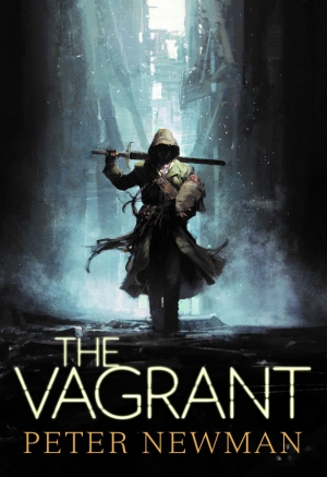 The Vagrant by Peter Newman book review